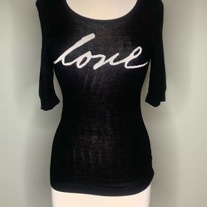 Express Size M Knot Top